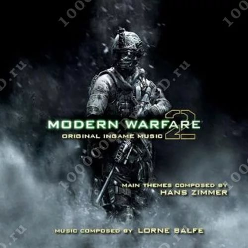 Call Of Duty. Modern Warfare 2 -complete score- - 2009 - Hans Zimmer & Lorne Balfe - Breaching & Clearing