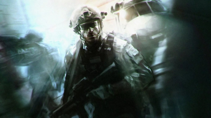 CALL OF DUTY MODERN WARFARE 3 - Special Forces