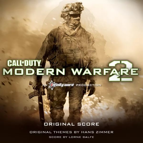 Call of Duty MW2 Hans Zimmer - Zodiac Chase
