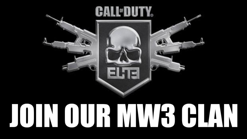 call of duty MW3 - level up
