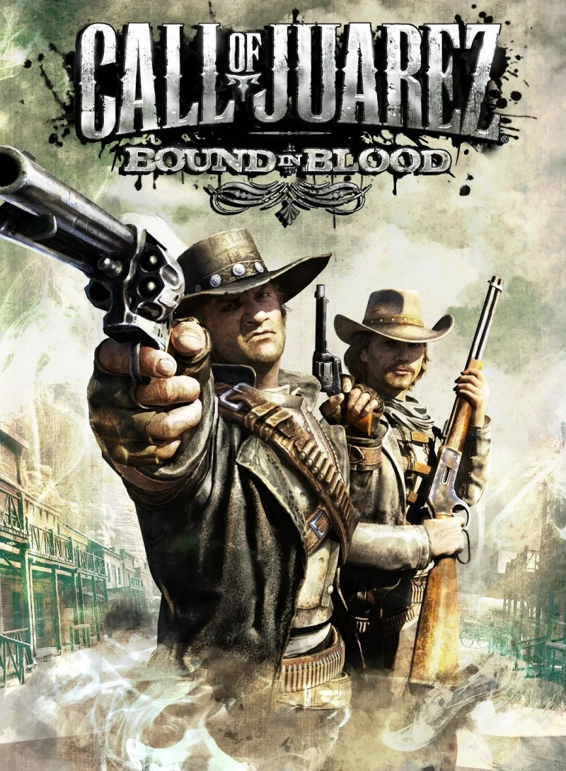 Call of Juarez - Bound in Blood OST - Hero Election