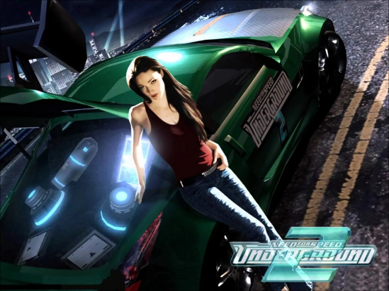 Capone - I need speed Soundtrack the Need for speed Underground 2