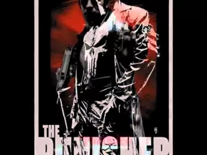 "Carlo Siliotto - The Punisher  ""The Punisher"" soundtrack  2004"