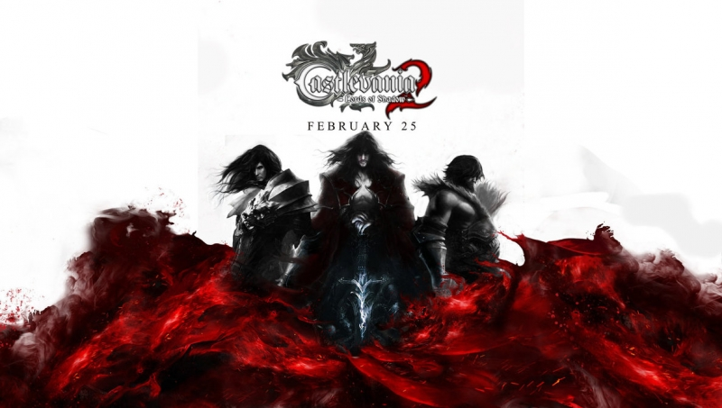 Castlevania Lords of Shadow 2 OST - Castlevania
