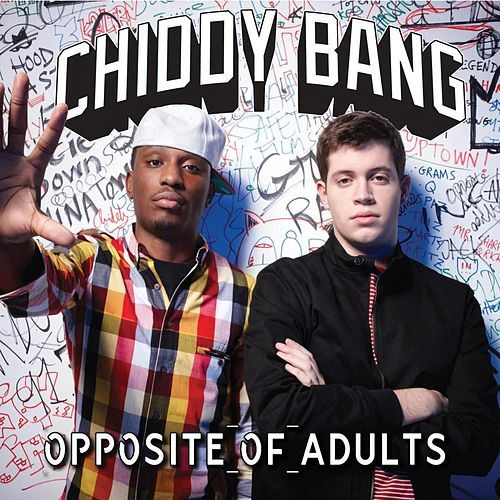 Chiddy Bang - Opposite Of Adults OST Need For Speed Hot Pursuit