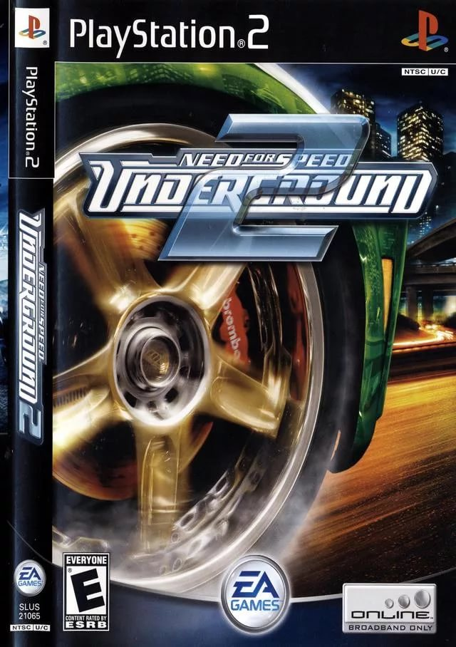I Do Need for Speed Underground 2, 2005