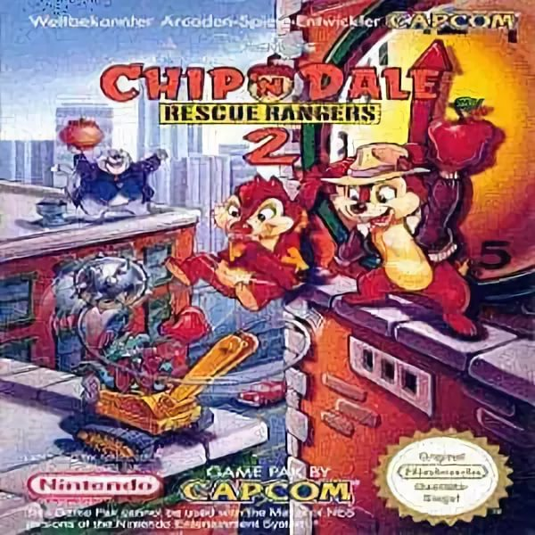 Chip And Dale Rescue Rangers - Soundtrack