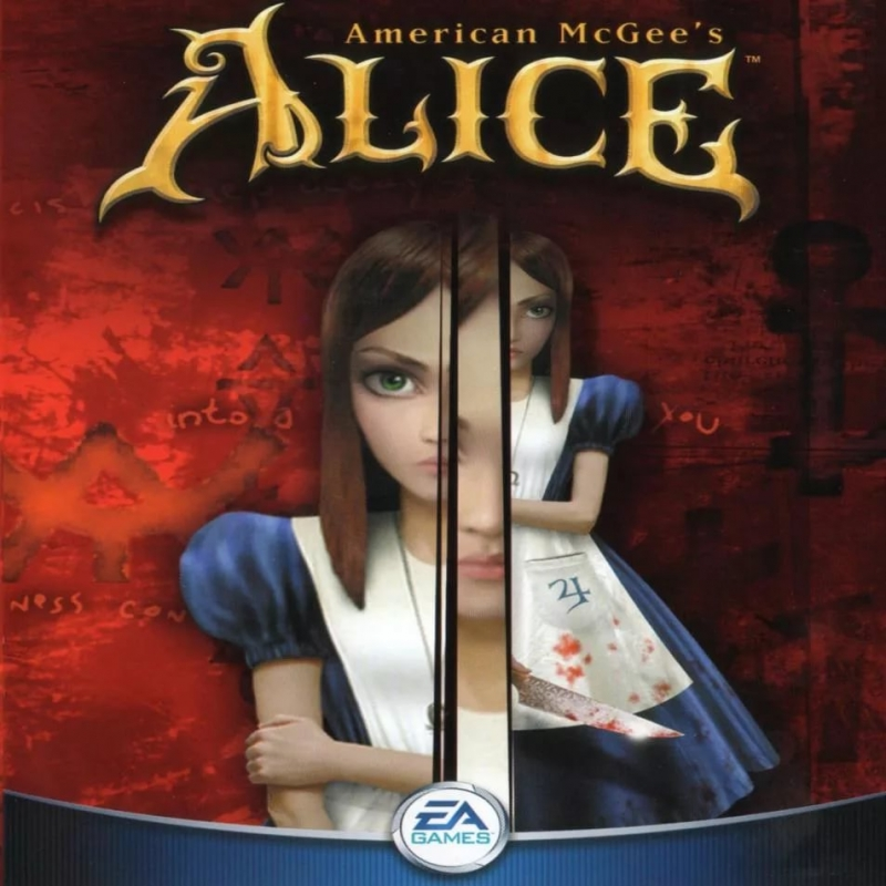 Chris Vrenna - Mad Hatter American McGee`s Alice OST