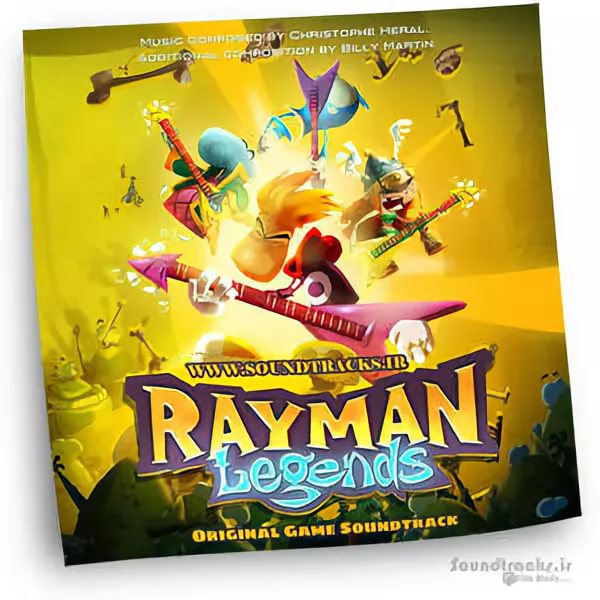 Christophe Héral & Billy Martin - Hades' Abode Rayman Legends
