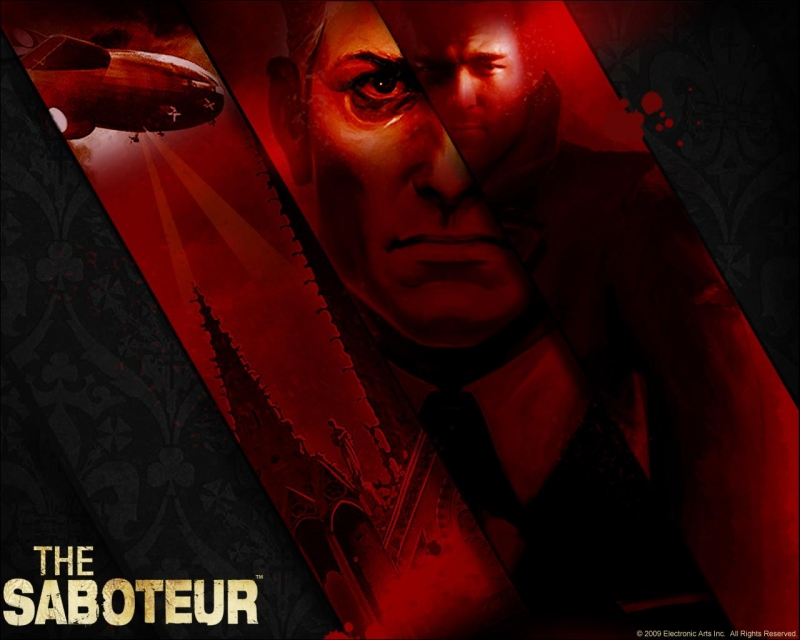 Christopher Young - The Saboteur