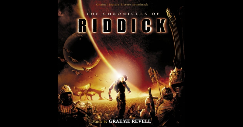 Chronicles of Riddick O.S.T. - Arrival At Helion