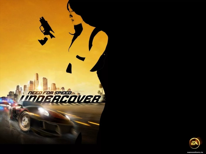 Circlesquare - Fight Sounds OST NFS Undercover
