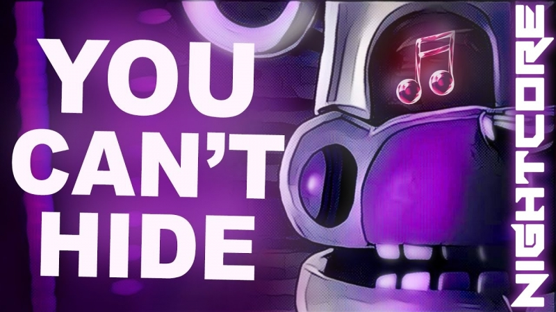 "CK9C - FNAF SISTER LOCATION SONG | ""You Can't Hide"""