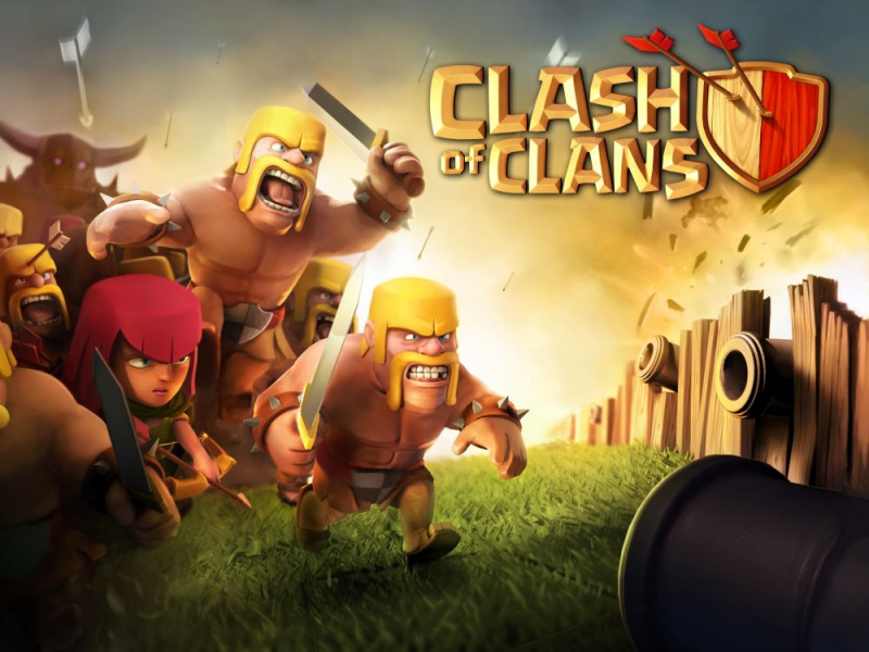 Про Clash of Clans