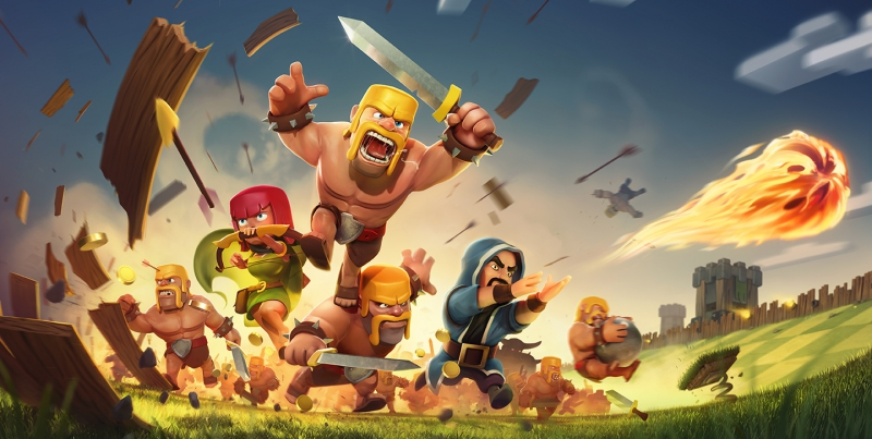 Clash of Clans - ЗАНУДА