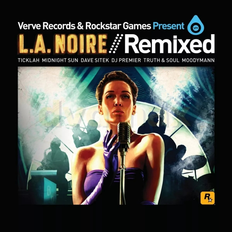 Claudia Brucken - I Always Kill The Things I Love L.A. Noire OST