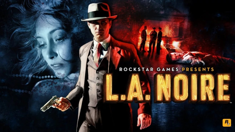Claudia Brucken - Torched Song L.A. Noire OST