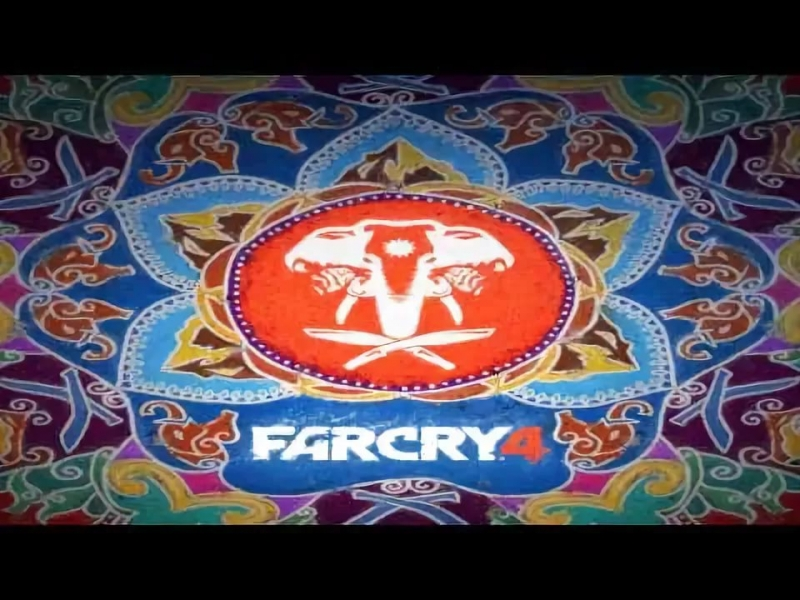 Cliff Martinez (OST Far Cry 4) - Retreat Is a Victory CD-2