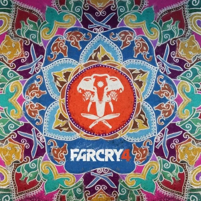 Cliff Martinez (OST Far Cry 4) - The Cooling Night
