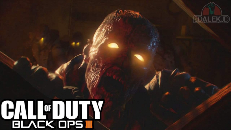 COD BLACK OPS ZOMBIE - The One