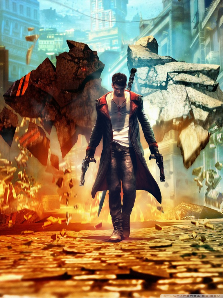 Combichrist - Battle Theme 1 OST DmC Devil May Cry