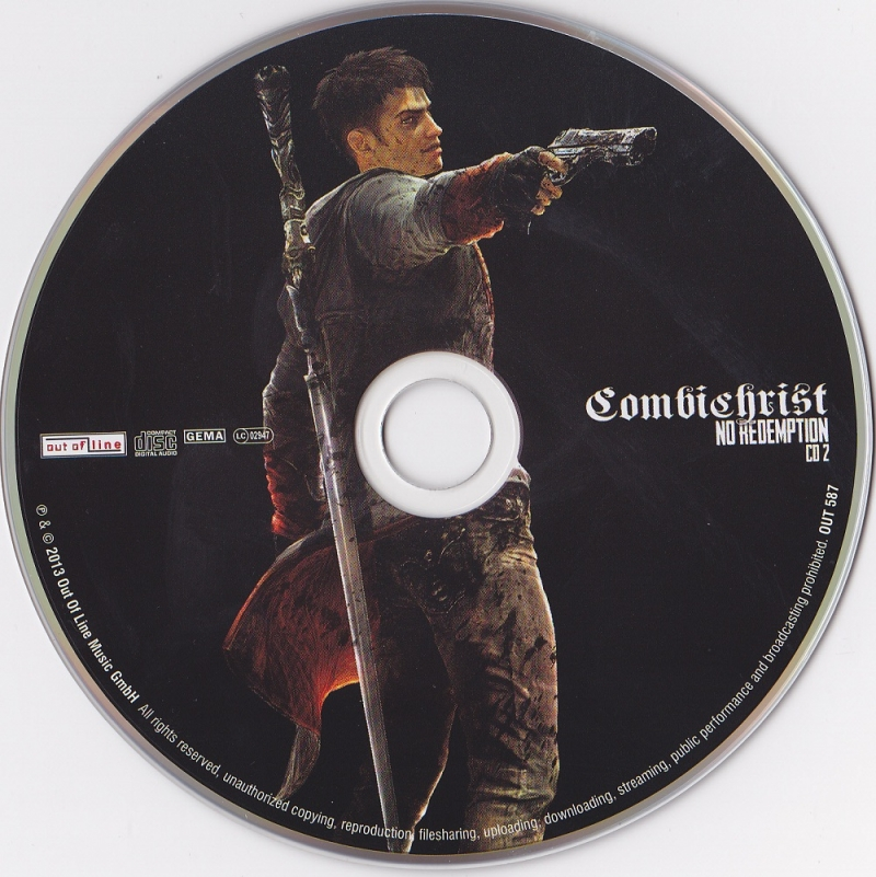 Combichrist - Buried alivel OST DmC Devil May Cry