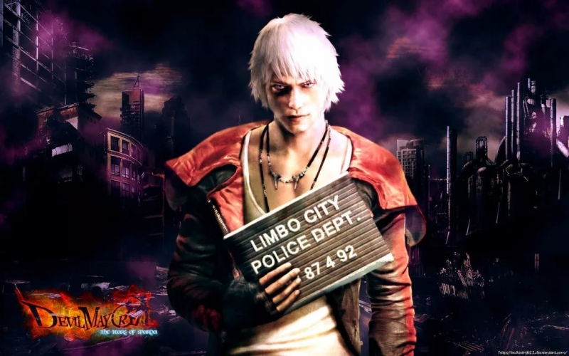 Combichrist - Deathbed DmC Devil May Cry 5