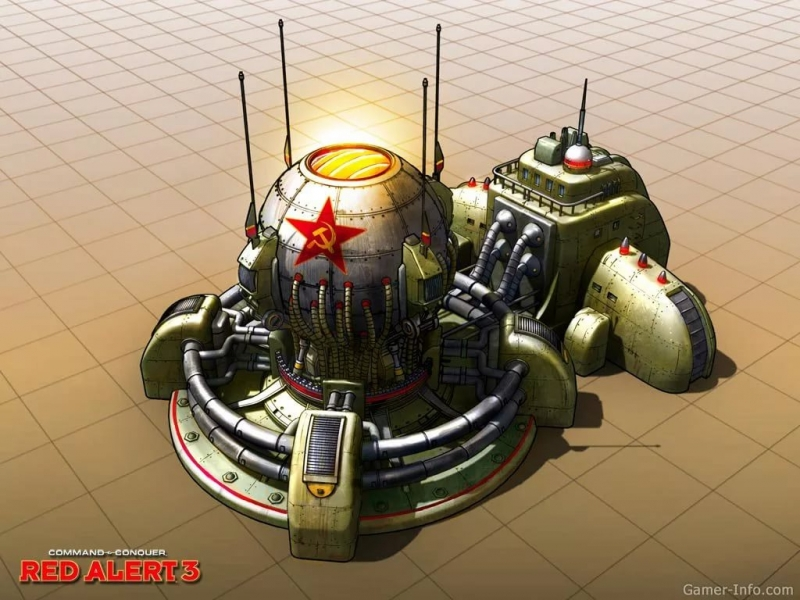 Command & Conquer Red Alert 3 - Soviet Ambient 3
