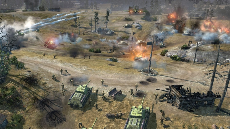 Company of heroes 2 - .