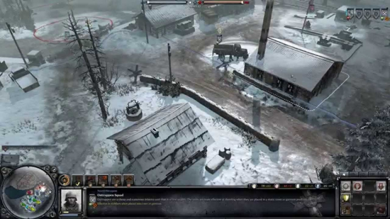 Company of Heroes 2 OST - Not One Step Back