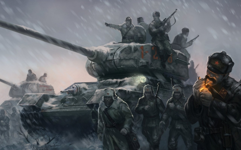 Company of Heroes 2  Soundtrack - Main theme final