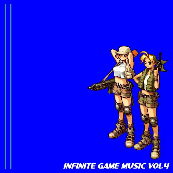 Contra Hard Corps - Contra the Blue Gale