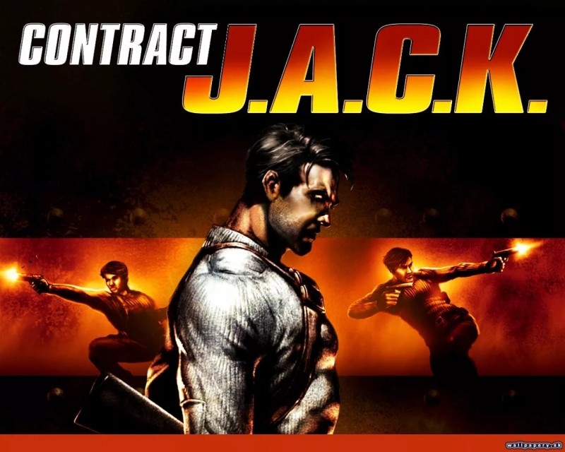 Contract JACK - title