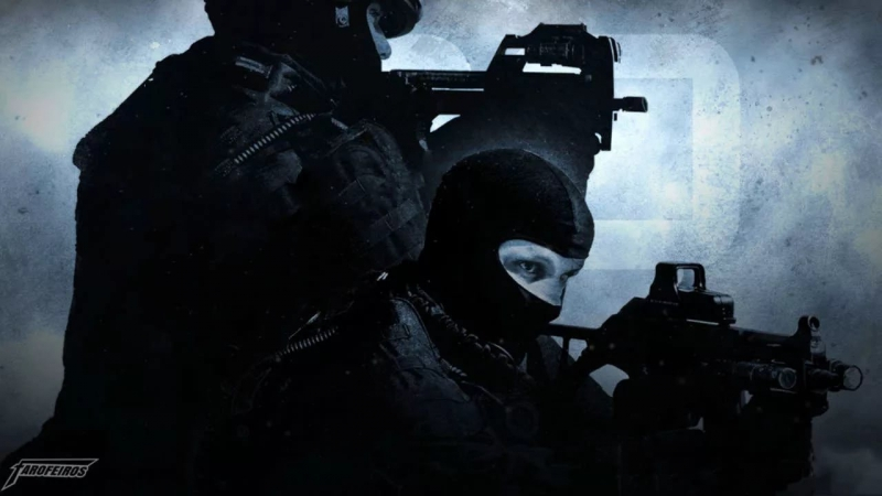 Counter-Strike Global Offensive - Cinematic Trailer cut