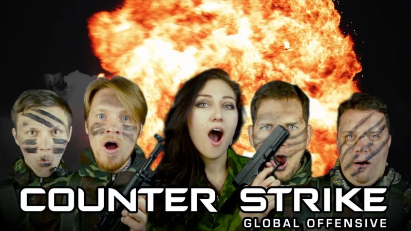 Counter-Strike Global Offensive - Main Theme
