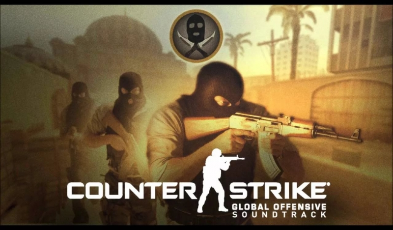 Counter Strike Global Offensive SoundTrack - valve_logo_music