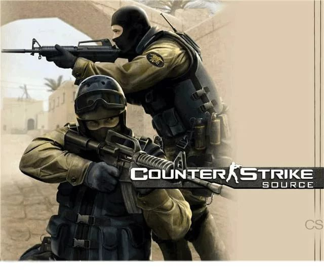 Counter-Strike Source - Welkom
