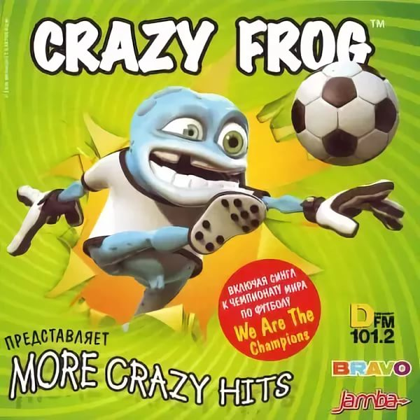 Crazy Frog - I Will Survive