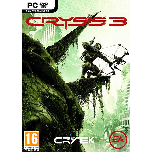 Crysis 3 - Liberty Dome - Infiltration