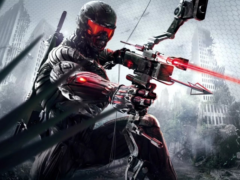 Crysis 3 - Main menu theme [320kbps]