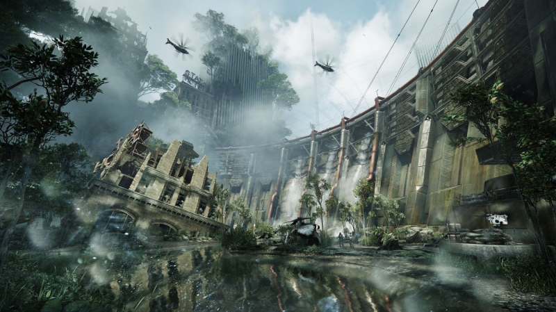 Crysis 3 OST - Dome & Hydro Dam