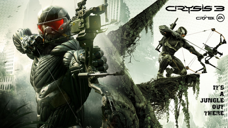 Crysis 3 OST - Just Following Orders