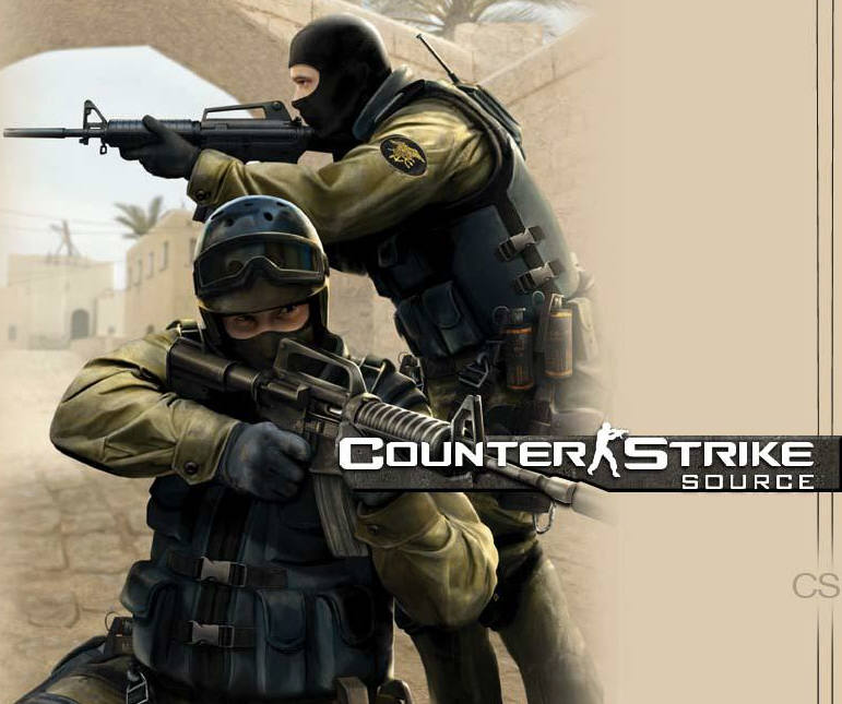 Cs - Counter-Strike.