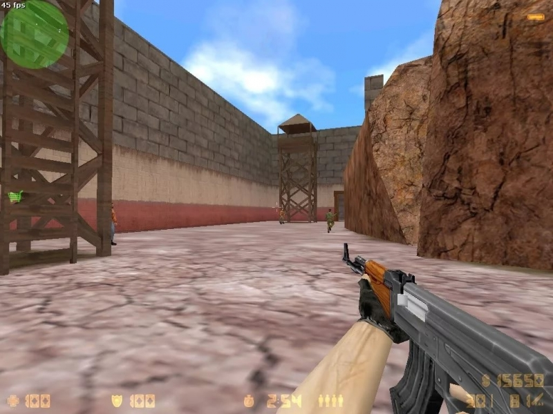 CS - Counter Strike Rock