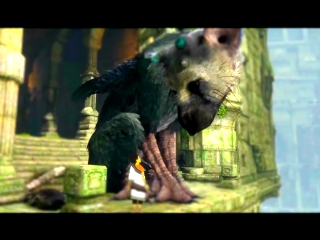 The Last Guardian -- Gameplay