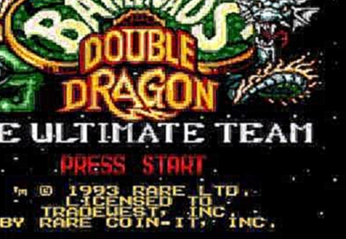 Battletoads & Double Dragon- Level 7 (Sega Genesis remix)
