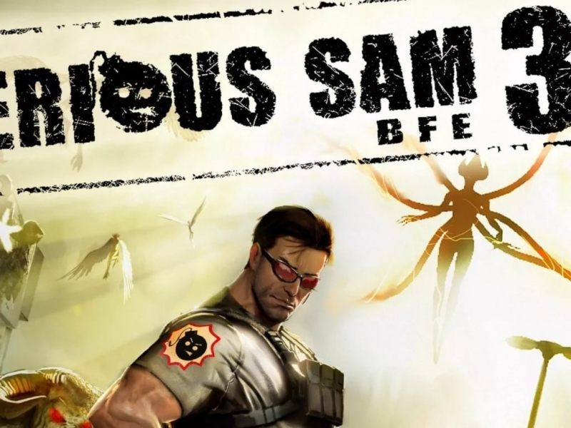 Damjan Mravunac - Serious Sam 3 BFE OST - Mosque Relax