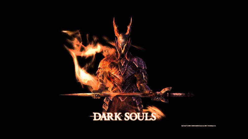 Dark Souls 2 - Main Menu Theme