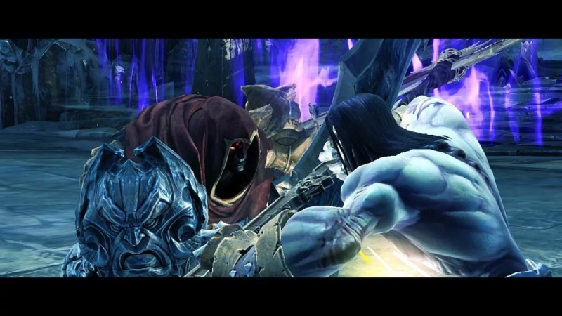 Darksiders 2 - Launcher