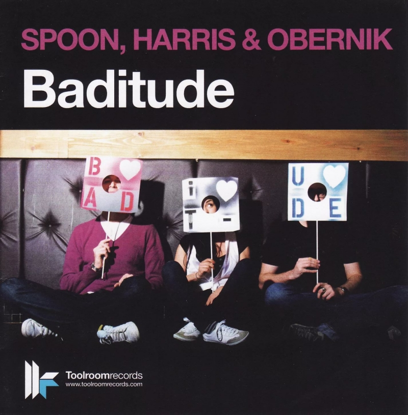 Dave Spoon & Paul Harris Featuring Sam Obernik - Baditude OST Need For Speed Shift